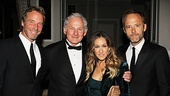 Alzheimers Gala  Rainer Andreesen  Victor Garber  Sarah Jessica Parker  John Benjamin Hickey