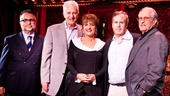 54 Below's partners and managers (Richard Frankel, Tom Viertel, Marc Routh and Steven Baruch ) are thrilled to have Patti LuPone perform the club's inaugural concert.