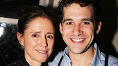 Peter and the Starcatcher Book Party  Julie Taymor  Adam Chanler-Berat