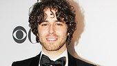 Jesus Christ Superstar Best Featured Actor in a Musical nominee Josh Young sports a custom-made Joseph Abboud tux.