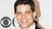 Extra, extra! Newsies nominee Jeremy Jordan rocks the red carpet in Ermenegildo Zegna.