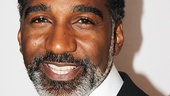 Porgy and Bess nominee Norm Lewis is fashion forward in an Armani suit.