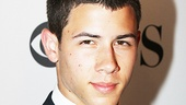 Presenter (and How to Succeed alum) Nick Jonas shows off his new haircut!