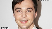 Harvey star Jim Parsons takes a night off to present the Best Play nominees at the Tony Awards.