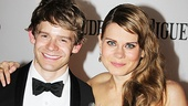 Unstoppable Broadway siblings Andrew Keenan-Bolger and Celia Keenan-Bolger may play kids onstage (in Newsies and Peter and the Starcatcher, respectively) but they look all grown-up on Tony night.