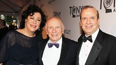 2012 Tony Legends  Lynne Meadow  Terrence McNally  Barry Grove