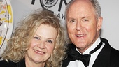 2012 Tony Legends  John Lithgow  wife Mary