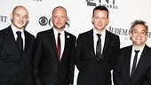 2012 Tony Awards  Extras  Steven Hoggett  John Tiffany  Enda Walsh  Martin Lowe
