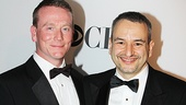 2012 Tony Awards – Extras – Derek McCracken - Joe DiPietro