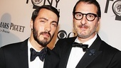 2012 Tony Awards  Extras  date - Jon Robin Baitz