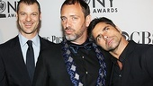 2012 Tony Awards  Extras  Matt Stone  Trey Parker  John Stamos