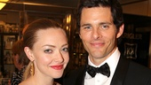 Amanda Seyfried and James Marsden lend their star quality to the Tony ball.