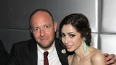 Once Tony party  John Tiffany  Cristin Milioti