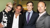 It's a The Normal Heart reunion for stars Ellen Barkin, Joe Mantello, Jim Parsons and John Benjamin Hickey.