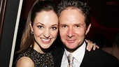 Harvey - Opening Night  Laura Osnes  Peter Benson