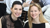 Romeo and Juliet in Central Park – Julianna Margulies – Laura Linney