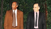 Romeo and Juliet in Central Park  Joe Morton  David Pittu