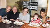 Serendipity 3 Unveils Clybourne Park Sundae  Frank Wood - Stephen Bruce  Jeremy Shamos  Lester Shamos  Crystal A. Dickinson 