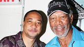 Morgan Freeman at Clybourne Park – Damon Gupton – Morgan Freeman