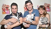 Broadway Barks 14 - Matthew Saldivar - Adam Chanler-Berat - Celia Keenan-Bolge