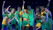 The cast of Bring It On: The Musical.