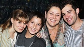 Liza Minnelli and more at Peter and the Starcatcher  Celia Keenan-Bolger  - Milo  Camryn Manheim  Adam Chanler-Berat