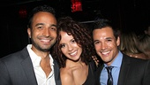 Bring It On Opening Night – Andy Senor – Janet Dacal – Phillip Aleman
