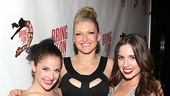 Bring It On Opening Night – Danielle Carlacci - Brooklyn Alexis Freitag - Nikki Bohne