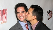 Bring It On Opening Night  Andy Blankenbuehler  Lin-Manuel Miranda