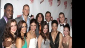 Bring It On Opening Night  The cast on the red carpet