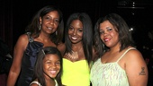 Bring It On Opening Night  Adrienne Warren  Family