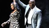Mike Tyson: Undisputed Truth – Opening Night – Kiki Tyson – Mike Tyson