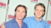 See blue-eyed brothers Richard Thomas and Boyd Gaines in An Enemy of the People, beginning September 4 at the Samuel J. Friedman Theatre. 