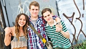 Bare Photo Shoot- Elizabeth Judd- Jason Hite- Taylor Trensch