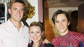Pete Reed Visits Spider-Man  Pete Reed  Reeve Carney  Rebecca Faulkenberry