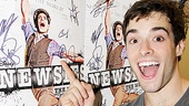 See what all the excitement is about for yourself. Check out Corey Cott as Jack Kelly in Newsies on Broadway!