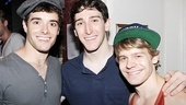 Newsies-Corey Cott- Ben Fankhauser- Andrew Keenan-Bolger
