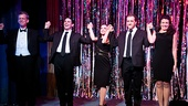 Forbidden Broadway Opening-David Caldwell- Marcus Stevens- Jenny Lee Stern-Natalie Charle Ellis- Scott Richard Foster