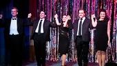 Forbidden Broadway Opening-David Caldwell- Marcus Stevens- Jenny Lee Stern-Natalie Charle Ellis- Scott Richard Foster