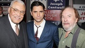 …and James Earl Jones and John Stamos are happy to welcome Rip Torn.