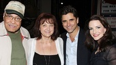The Best Man  Closing Night  James Earl Jones  Debbe Magnusen  John Stamos  Kristin Davis