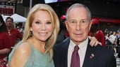 Kathie Lee Gifford and Mayor Michael Bloomberg are two of New York's most famous institutions!