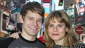 Broadway on Broadway 2012Andrew Keenan-BolgerCelia Keenan-Bolger