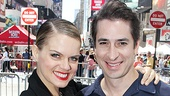 Broadway on Broadway 2012—Amy Spanger—Matthew Saldivar