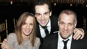 Chaplin  Opening Night  mom - Rob McClure  dad