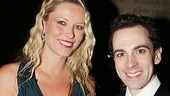 Chaplin  Opening Night  Kiera Chaplin  Rob McClure