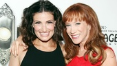 Book of Mormon LA OpeningIdina MenzelKathy Griffin