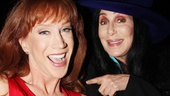 ‘Book of Mormon’ LA Opening—Kathy Griffin—Cher