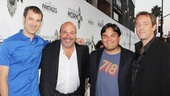 ‘Book of Mormon’ LA Opening—Matt Stone—Casey Nicholaw—Robert Lopez—Trey Parker