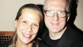 Amy Morton and Tracy Letts play Martha and George, respectively, in Edward Albee's classic drama…